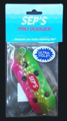 Picture of Sep's 31700 Pro Dodger 4/0 Watermelon UV (450775)