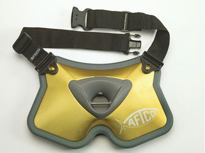 Picture of AFTCO BELT2GLD Socorro Fighting Belt (50-80Lb)
