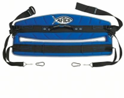 Picture of AFTCO HRNS1BLUE Maxforce Harness Blue