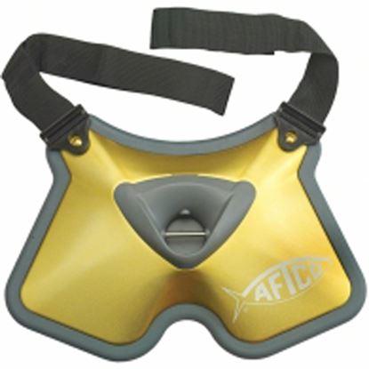 Picture of Aftco BELT1GLD Clarion Fighing Belt (80-130Lb)