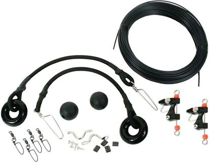 Picture of Black Marine OK-001 Complete Outrigger RIgging Kit