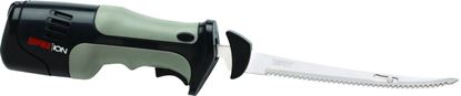 """Picture of Rapala RRFN Lithium Ion Cordless Fillet Knife 7"""" Blades, AC Charger"""