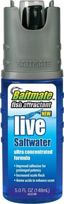Picture of Baitmate 557W Fish Attractant, 5 oz Pump Spray, Live Saltwater