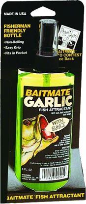 Picture of Baitmate 545W Fish Attractant, 5 oz Pump Spray, Max Garlic w/Salt