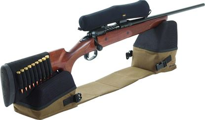 Picture of Allen 1834 Eliminator Connected Filled Shooting Rest