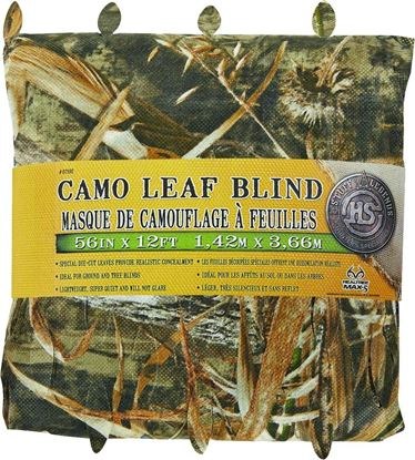 """Picture of Hunters Specialties 07592 Camo Leaf Blind Material Max-5 56"""" x 12'"""