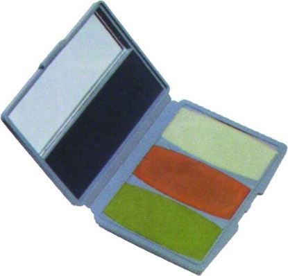 Picture of Hunters Specialties 00264 Camo-Compac 4-Color Woodland Makeup Kit