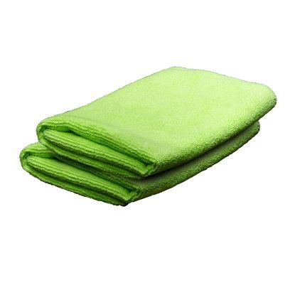 Picture of Breakthrough BT-MFT-2PK Green Microfiber Towel - 2 Pack