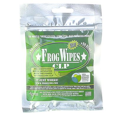 Picture of FrogLube 14936 Frog Wipes 5Pk