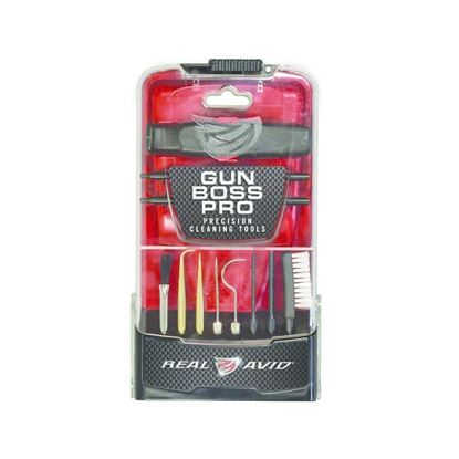 Picture of Real Avid AVGBPROPCT Gun Boss Pro Precision Cleaning Tools