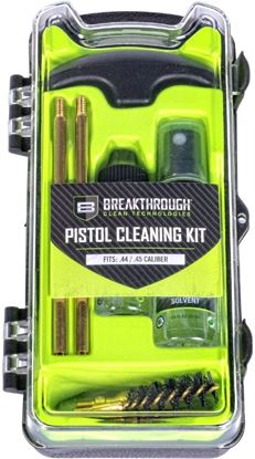 Picture of Breakthrough BT-ECC-44/45 Vision Series Hard-Case Pistol Cleaning Kit - .44 / .45 cal