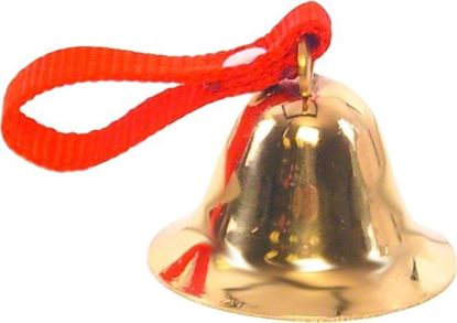Picture of Pete Rickard DD685 Deluxe Brass Dog Bell