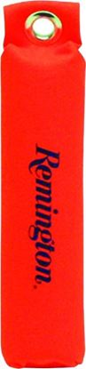 "Picture of Remington R1831-ORG09 2""x9"" Canvas Dog Training Dummy Orange"