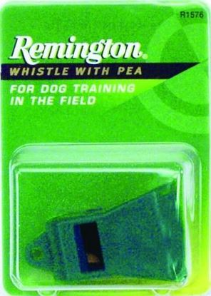 Picture of Remington R1575-G-AST00 Plastic Dog Whistle With Pea, Green