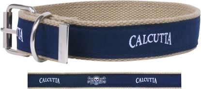 """Picture of Calcutta CDCLOGOLG Logo Dog Collar Large 26.4"""""""