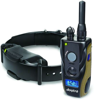 Picture of Dogtra 1900S Doftra Remote Trainer Fully Waterproof 127 Stim Levels 3/4 Mile Range