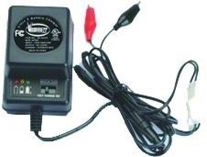 Picture of American Hunter BL-C6/12 6/12V Battery Charger, 110V Plug-in, 500 ma DC
