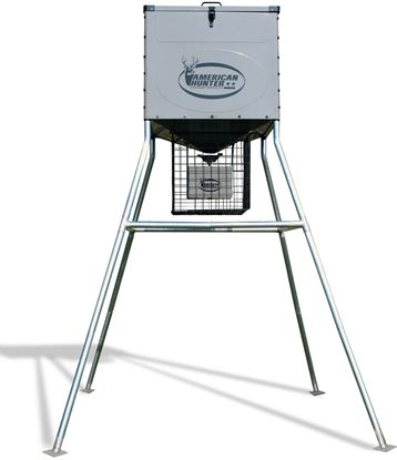 Picture of American Hunter AH-440KD 440 Lb. KD Feeder With Digital Timer Kit