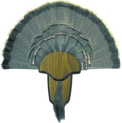 Picture of Hunters Specialties 00849 Turkey Tail & Beard Mounting Kit