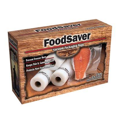 Picture of FoodSaver GameSaver Bag Rolls