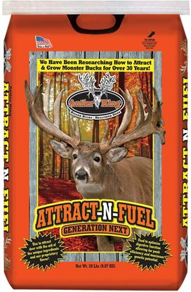 Picture of Antler King AKANF20 Attract-N-Fuel, Premium Attractant and Deer Feed