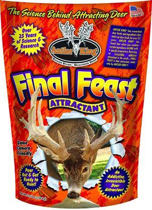 Picture of Antler King AKFFA Final Feast Deer Attractant 5.5lb Bag