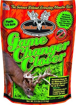 Picture of Antler King AKGCC Game Changer Glover Mix 2.5Lb Bag Covers 1/4 Acre (199985)