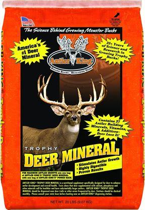 Picture of Antler King AKDM20 Trophy Deer Mineral- 20 Lb Bag