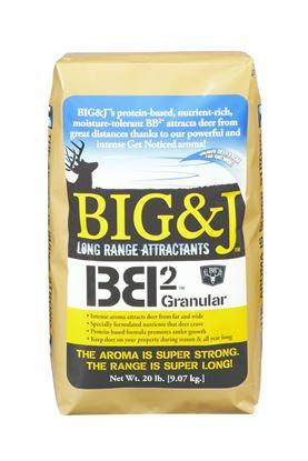 Picture of BIG&J BB2-20 Long Range Attractant 20Lb Bag
