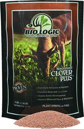 Picture of Biologic 8302 Clover Plus 2lbs plants 1/4 Acre