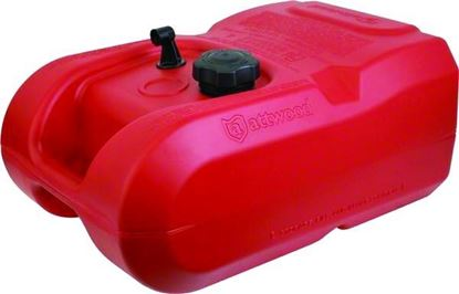 Picture of Attwood 8803LP2 3 Gallon Fuel Tank 2011 EPA/CARB Compliant