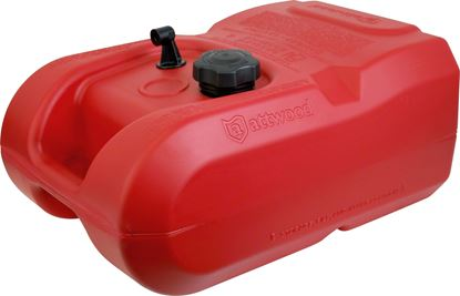 Picture of Attwood 8806LP2 6 Gallon Fuel Tank 2011 EPA/CARB Compliant