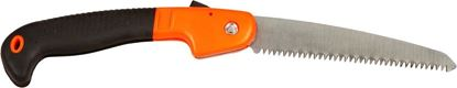 """Picture of Muddy CR73-V Folding Saw, 7"""" Aggressive Serrated Blade, Rubber Coated Handle"""