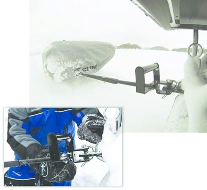 Picture of Clam 109877 Pro-Series Hitch Heavy Duty