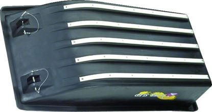 Picture of Otter 200048 Sled Hyfax Kit - Small Ultra-Wide( Pro Cottage Pkg.)