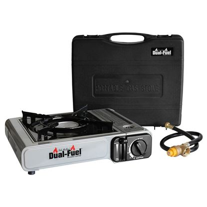 Picture of Can Cooker Dual Fuel Burner