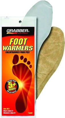 Picture of Grabber FWMLES Foot Warmer Insoles Medium-Large (038668)