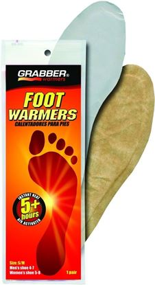 Picture of Grabber FWSMES Foot Warmer Insoles Small-Medium (050440)