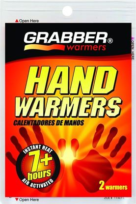 Picture of Grabber HWES Hand Warmer Small 7Hrs 2Pk