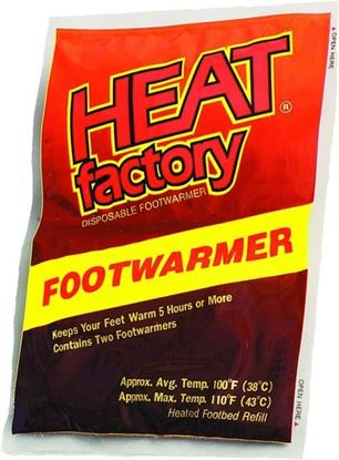 Picture of Heat Factory 19483 Foot Warmer 3 pair Multi-Pack