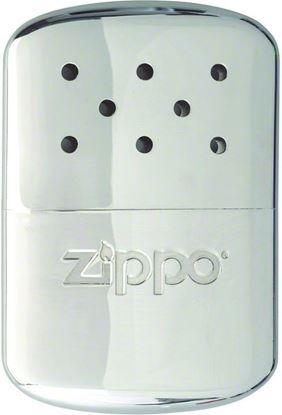 Picture of Zippo 40323 High Polish Chrome Hand Warmer Box 12 Hour