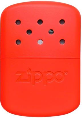 Picture of Zippo 40348 Blaze Orange Hand Warmer Box 12 Hour