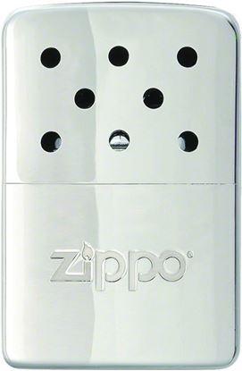Picture of Zippo 40321 High Polish Chrome Hand Warmer 6 Hour