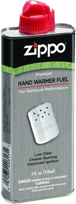 Picture of Zippo 33410D Hand Warmer Premium Fuel 4oz Low Odor