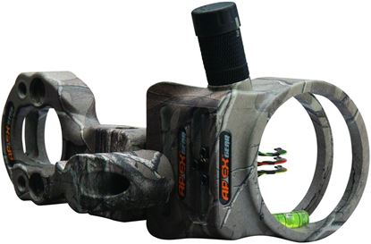 Picture of Apex Gear AG1203J Tundra Bow Sight 3 Light 19 Xtr