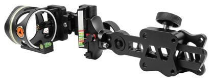 Picture of Apex Gear AG2314BD Covert Bow SIght, 4 Light 19 Db Blk