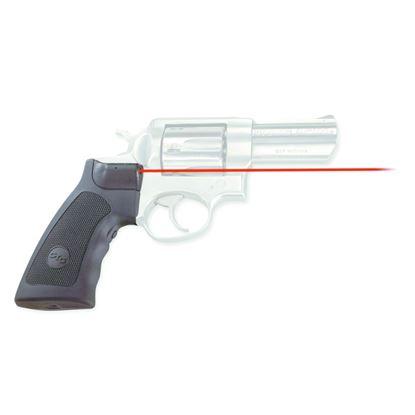 Picture of Crimson Trace LG-344 Lasergrips Laser Sight, Black, Pressure Sensor Activation, Red Laser, Fits Ruger GP100 Revolvers