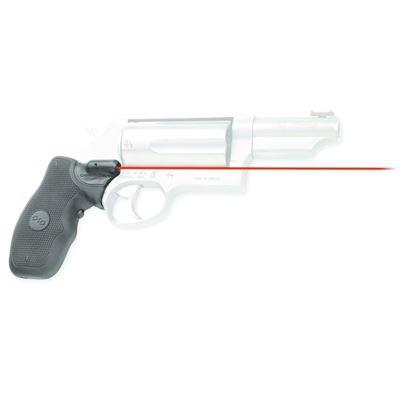 Picture of Crimson Trace LG-375 Lasergrips Laser Sight, Black, Instinctive Activation, Red Laser, Fits Taurus Judge Revolvers