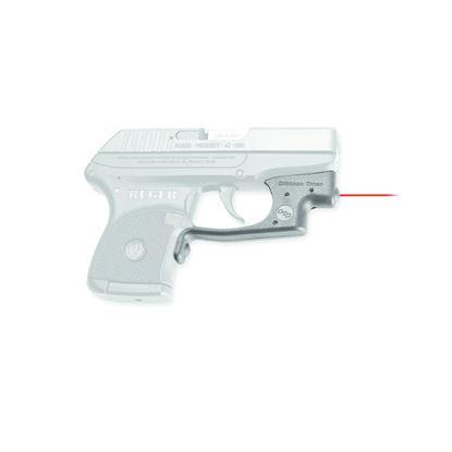 Picture of Crimson Trace LG-431 Laserguard Laser Sight, Black, Pressure Sensor Activation, Red Laser, Fits Ruger LCP Pistols