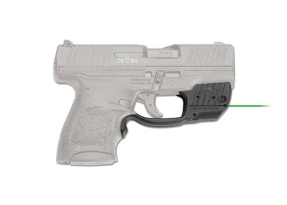 Picture of Crimson Trace LG-482G Laserguard Laser Sight for Walther PPS M2, green